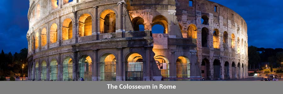 The Colosseum in Rome Travel